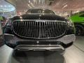 Mercedes-Benz GLS Maybach 600 Black photo #15
