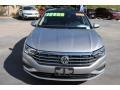 Volkswagen Jetta SE Pyrite Silver photo #3