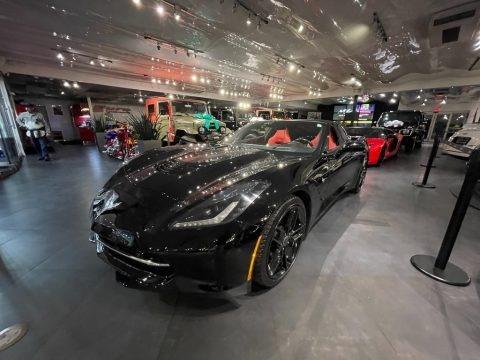Black 2016 Chevrolet Corvette Stingray Coupe