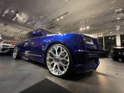 Salamanca Blue 2019 Rolls-Royce Cullinan
