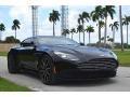 Aston Martin DB11 Launch Edition Coupe Jet Black photo #3