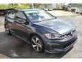 Volkswagen Golf GTI SE Dark Iron Blue Metallic photo #2