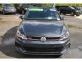Volkswagen Golf GTI SE Dark Iron Blue Metallic photo #3