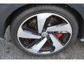 Volkswagen Golf GTI SE Dark Iron Blue Metallic photo #10