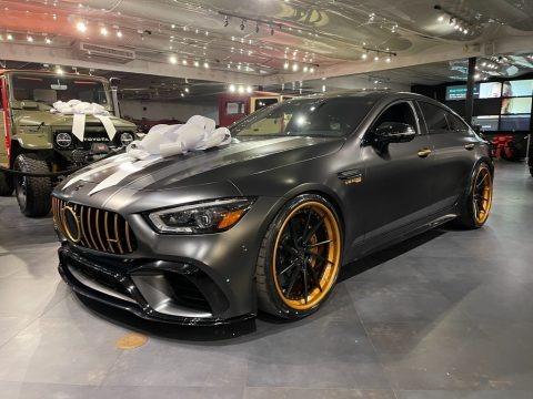 designo Graphite Grey Magno (Matte) 2019 Mercedes-Benz AMG GT 63 S Edition 1