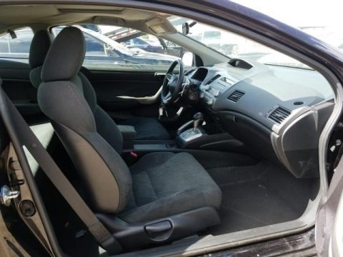 Nighthawk Black Pearl 2008 Honda Civic EX Coupe