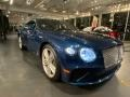 Bentley Continental GT  Marlin Metallic photo #3