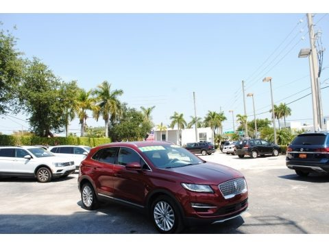 Ruby Red Metallic 2019 Lincoln MKC FWD