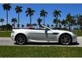 Aston Martin V8 Vantage Roadster Stratus White photo #3
