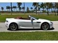 Aston Martin V8 Vantage Roadster Stratus White photo #7