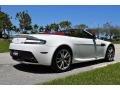 Aston Martin V8 Vantage Roadster Stratus White photo #8