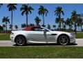 Aston Martin V8 Vantage Roadster Stratus White photo #12