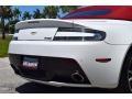 Aston Martin V8 Vantage Roadster Stratus White photo #20