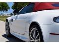 Aston Martin V8 Vantage Roadster Stratus White photo #23