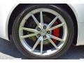 Aston Martin V8 Vantage Roadster Stratus White photo #30