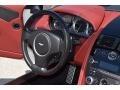Aston Martin V8 Vantage Roadster Stratus White photo #40