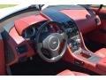 Aston Martin V8 Vantage Roadster Stratus White photo #45