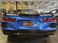 Chevrolet Corvette Stingray Coupe Elkhart Lake Blue Metallic photo #19