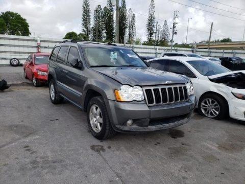 Bright Silver Metallic 2008 Jeep Grand Cherokee Laredo