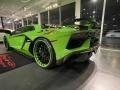 Lamborghini Aventador SVJ LP770-4 Coupe Verde Mantis photo #6