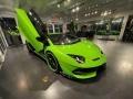 Lamborghini Aventador SVJ LP770-4 Coupe Verde Mantis photo #9