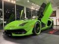 Lamborghini Aventador SVJ LP770-4 Coupe Verde Mantis photo #12