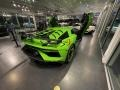 Lamborghini Aventador SVJ LP770-4 Coupe Verde Mantis photo #20