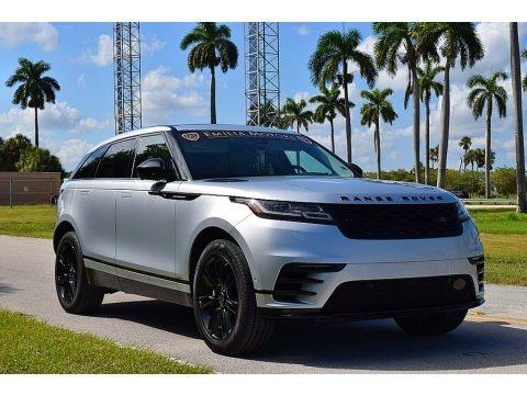 Indus Silver Metallic 2018 Land Rover Range Rover Velar R Dynamic SE