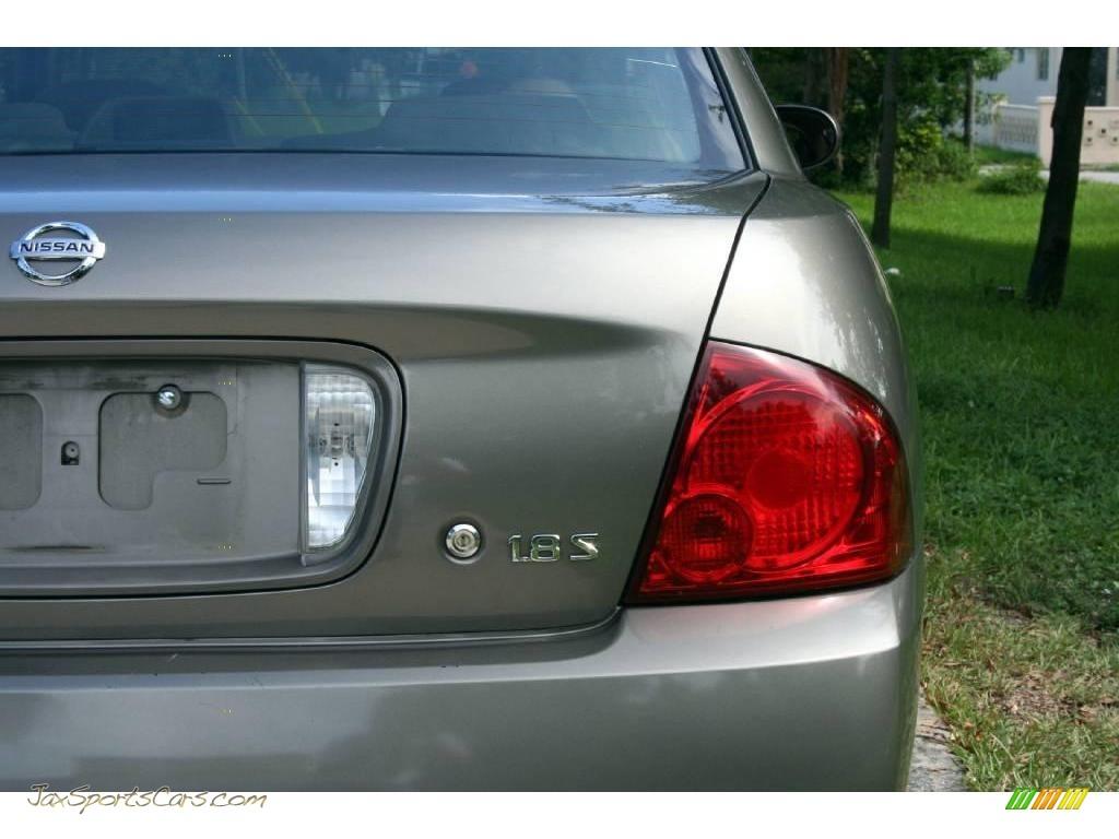 2004 Nissan Sentra 1 8 S In Bronze Shimmer Photo 24