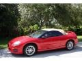 Mitsubishi Eclipse Spyder GT Saronno Red photo #3