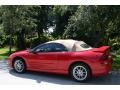 Mitsubishi Eclipse Spyder GT Saronno Red photo #6