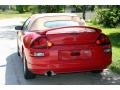 Mitsubishi Eclipse Spyder GT Saronno Red photo #9