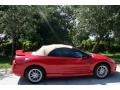 Mitsubishi Eclipse Spyder GT Saronno Red photo #14