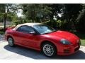 Mitsubishi Eclipse Spyder GT Saronno Red photo #16