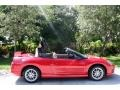 Mitsubishi Eclipse Spyder GT Saronno Red photo #22