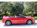 Mitsubishi Eclipse Spyder GT Saronno Red photo #23