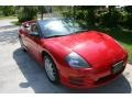 Mitsubishi Eclipse Spyder GT Saronno Red photo #25