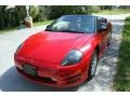 Mitsubishi Eclipse Spyder GT Saronno Red photo #26
