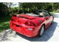 Mitsubishi Eclipse Spyder GT Saronno Red photo #28