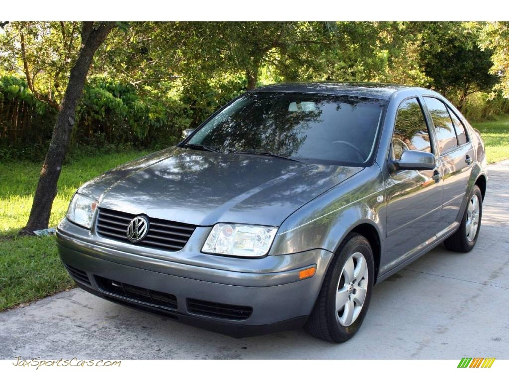 2003 Volkswagen Jetta GLS Sedan in Platinum Grey Metallic ...