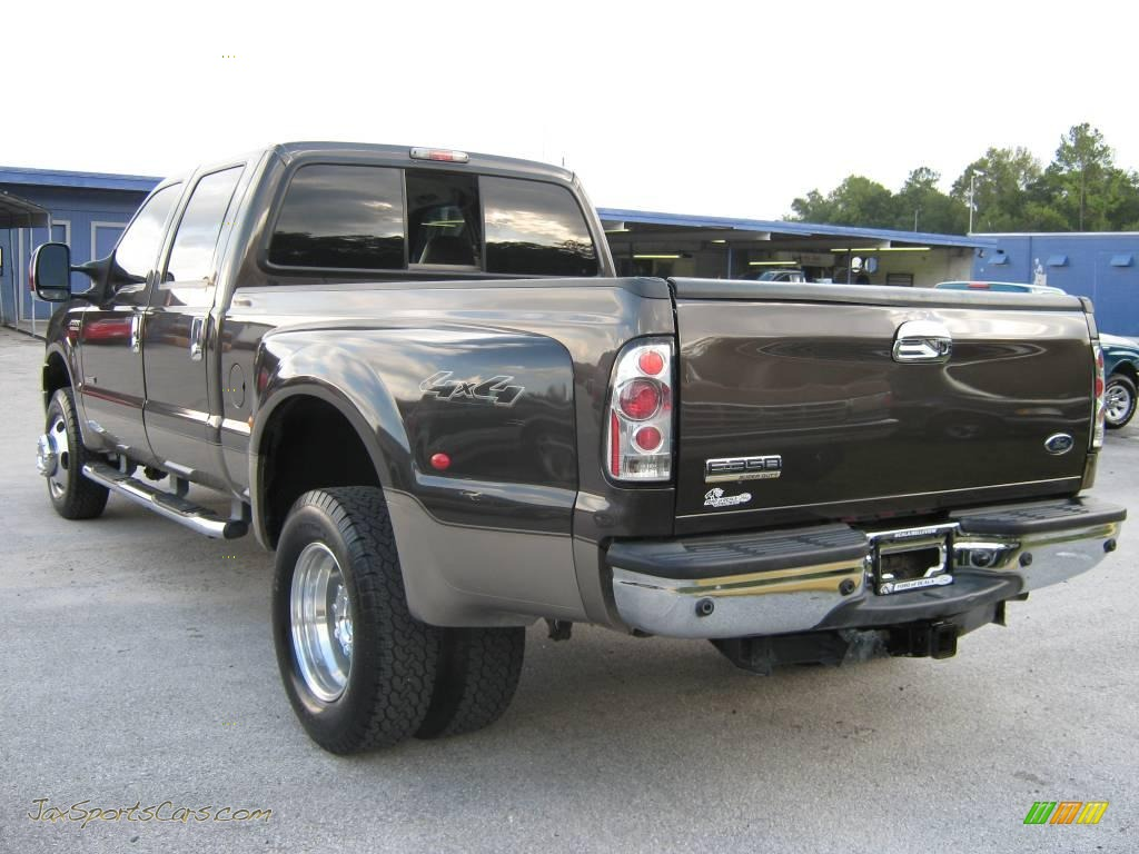 2007 ford f350 super duty lariat crew cab 4x4 dually in. Black Bedroom Furniture Sets. Home Design Ideas