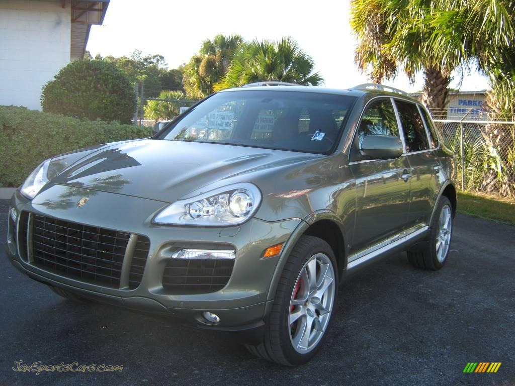 2008 Porsche Cayenne Turbo in Olive Green Metallic photo #7 - A82243 on 2008 porsche 911 turbo, 2008 porsche carrera 4, custom cayenne, 2008 porsche 997 turbo, 2008 porsche carrera s, 2008 porsche 911 convertible, 2008 porsche panamera, 2008 porsche carrera gt, 2008 porsche turbo s, 2008 porsche gt3, 2008 porsche cayman, 2008 porsche boxster, 2008 porsche 911 targa, 2008 porsche carrera 4s, 2008 porsche caymen, green cayenne, 2008 porsche suv, 2008 porsche gt2, 2008 porsche 911 cabriolet,