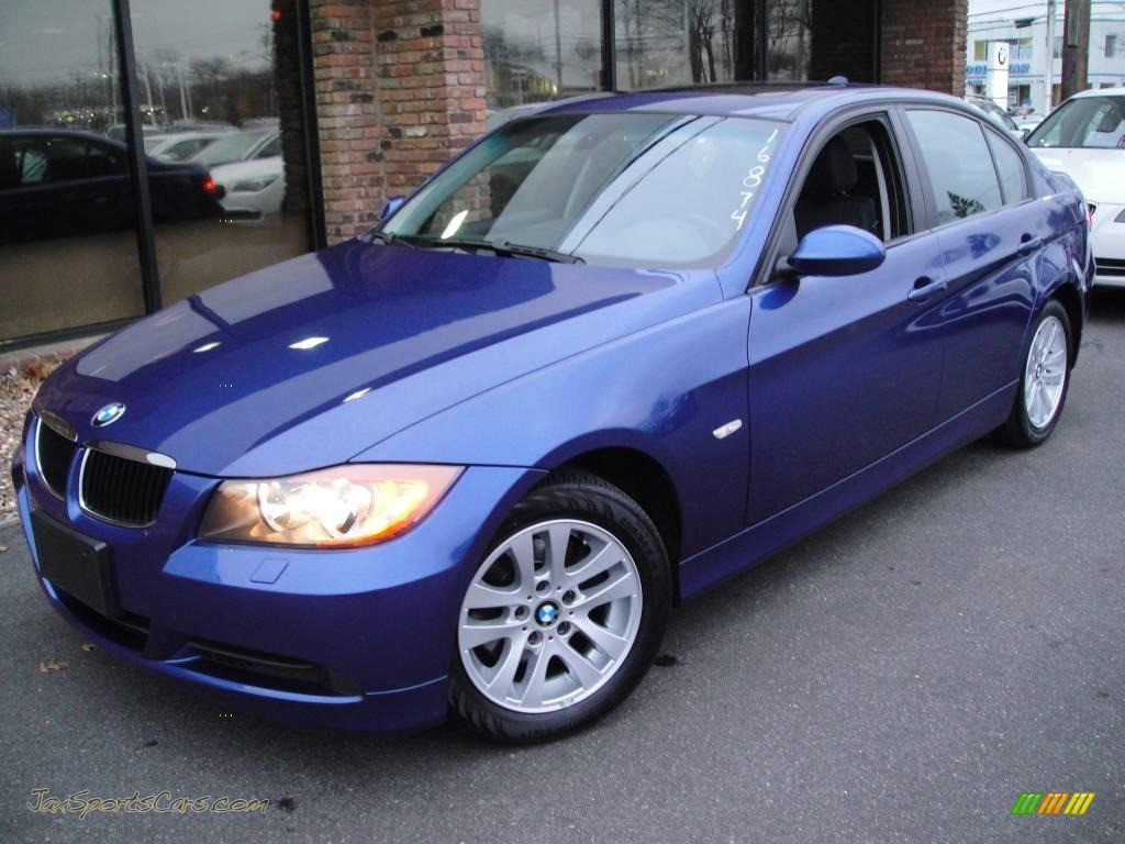 2007 bmw 3 series 328xi sedan in montego blue metallic. Black Bedroom Furniture Sets. Home Design Ideas