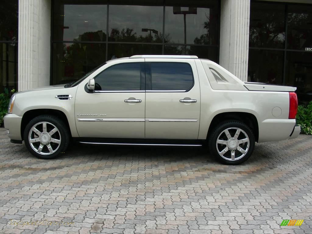 2007 cadillac escalade ext awd in gold mist 260179 jax. Cars Review. Best American Auto & Cars Review