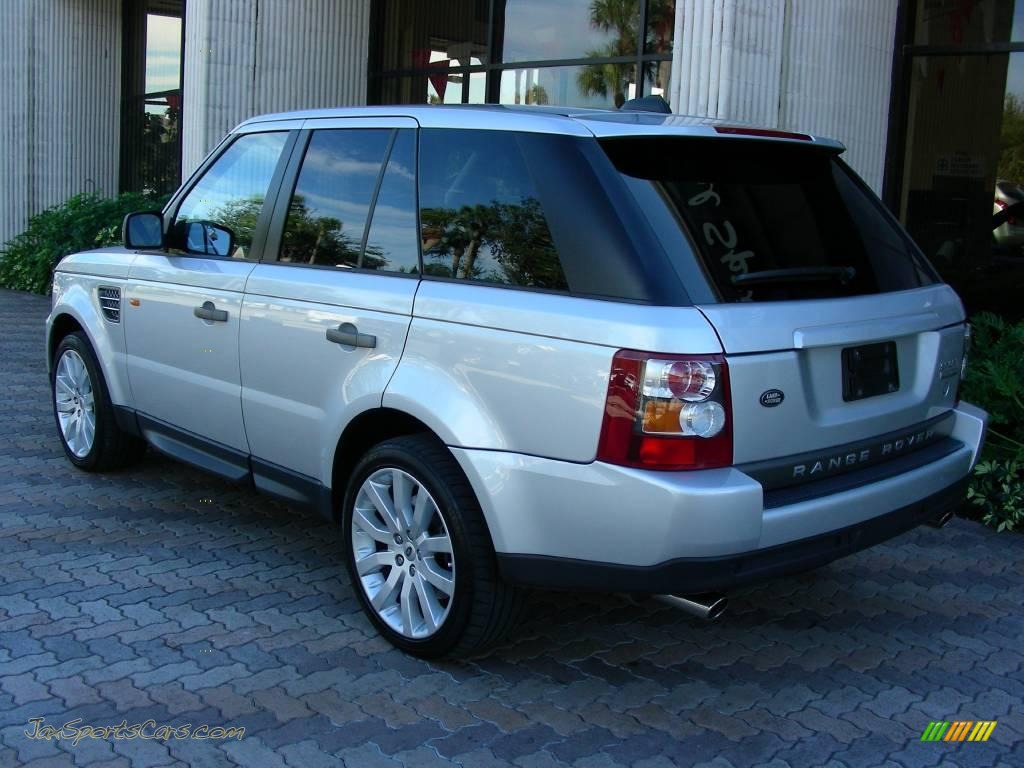 Coral Springs Nissan >> 2006 Land Rover Range Rover Sport Supercharged in Zambezi ...