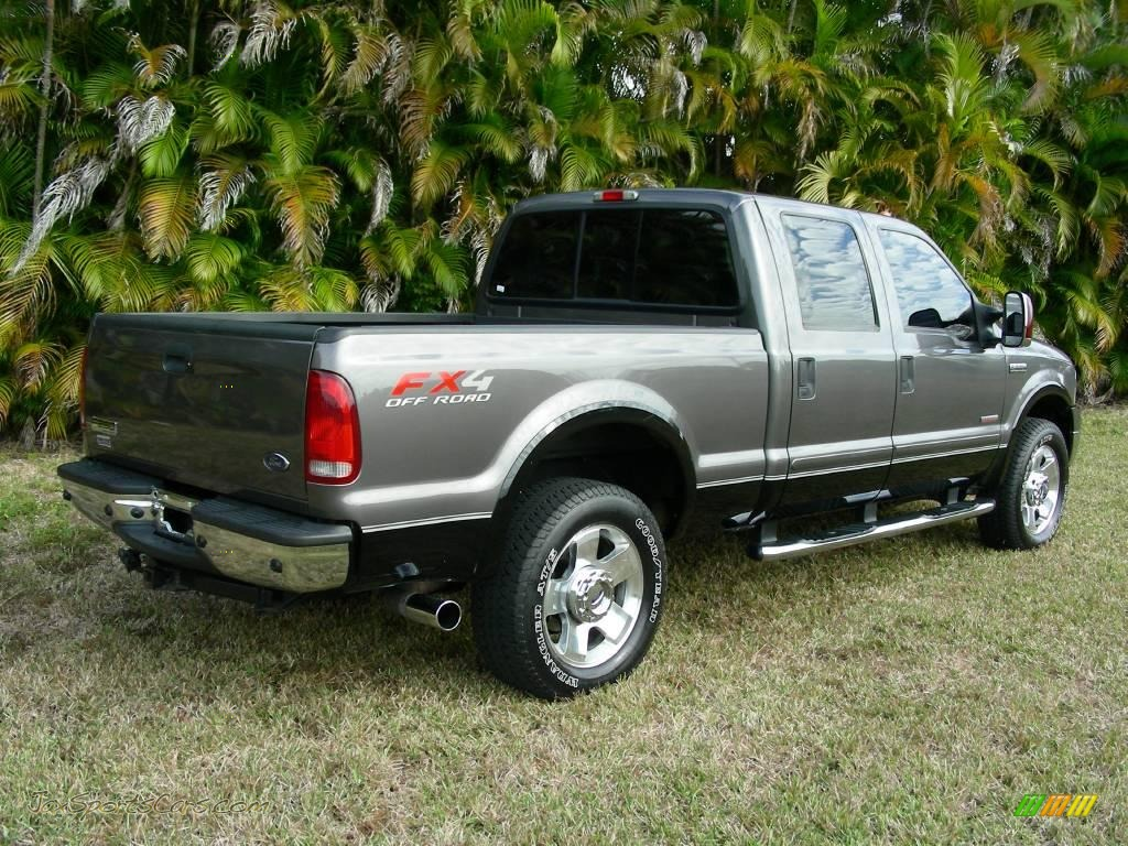 2006 ford f250 super duty lariat crew cab 4x4 in dark. Black Bedroom Furniture Sets. Home Design Ideas