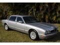 Jaguar XJ XJ8 L Platinum Silver Metallic photo #3