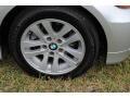 BMW 3 Series 328i Sedan Titanium Silver Metallic photo #27