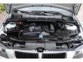 BMW 3 Series 328i Sedan Titanium Silver Metallic photo #36