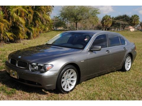 2006 BMW 750Li with Shadow Line – XXI Century Cars